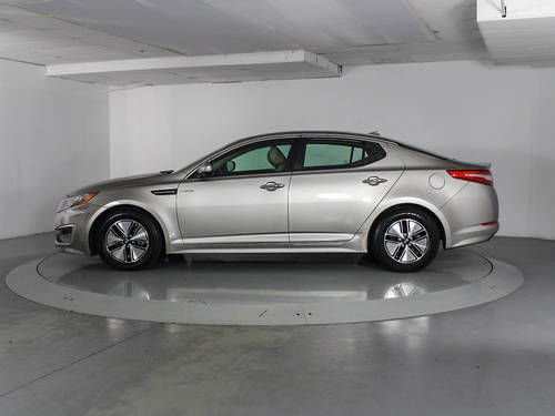 Used KIA OPTIMA 2013 WEST PALM LX HYBRID