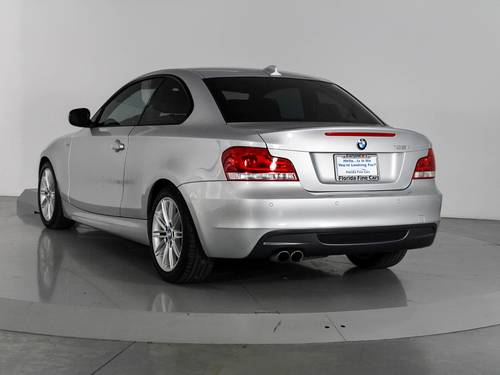 Used BMW 1 SERIES 2013 WEST PALM 128I