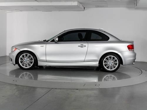 Used BMW 1 SERIES 2013 WEST PALM 128I