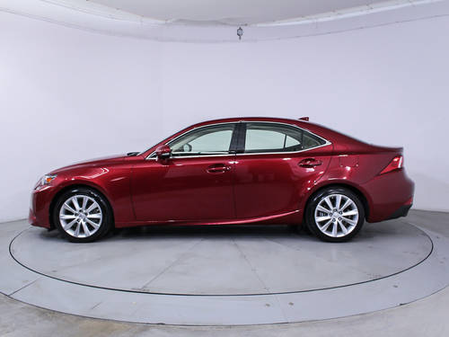 Used LEXUS IS 250 2014 HOLLYWOOD