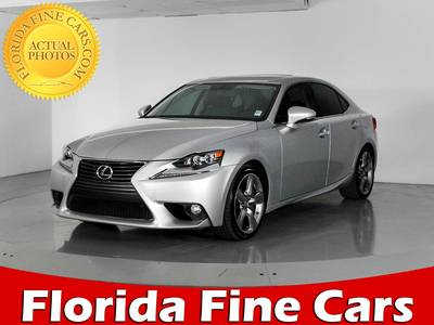 Used LEXUS IS 350 2014 WEST PALM