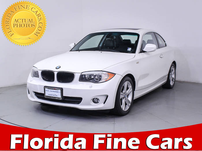 Used BMW 1 SERIES 2013 HOLLYWOOD 128I SULEV