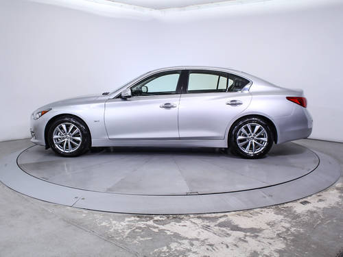 Used INFINITI Q50 2017 HOLLYWOOD