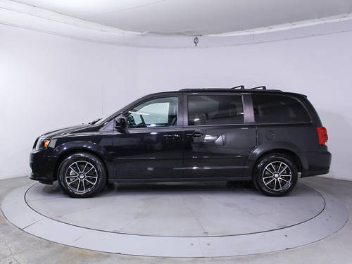 Used DODGE GRAND CARAVAN 2017 MIAMI Gt