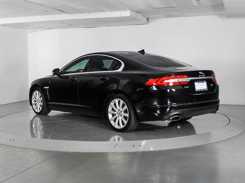Used JAGUAR XF 2014 WEST PALM
