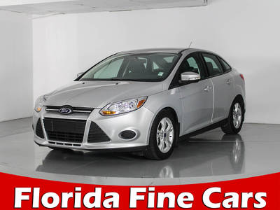 Used FORD FOCUS 2014 WEST PALM SE