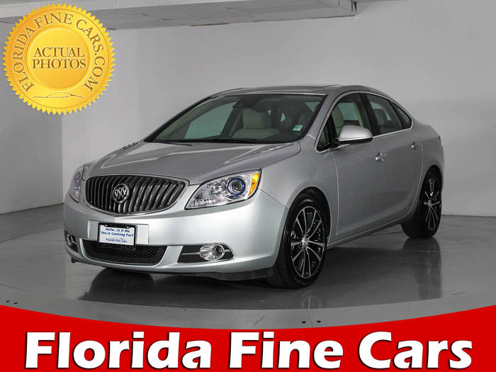 Used BUICK VERANO 2017 WEST PALM SPORT TOURING