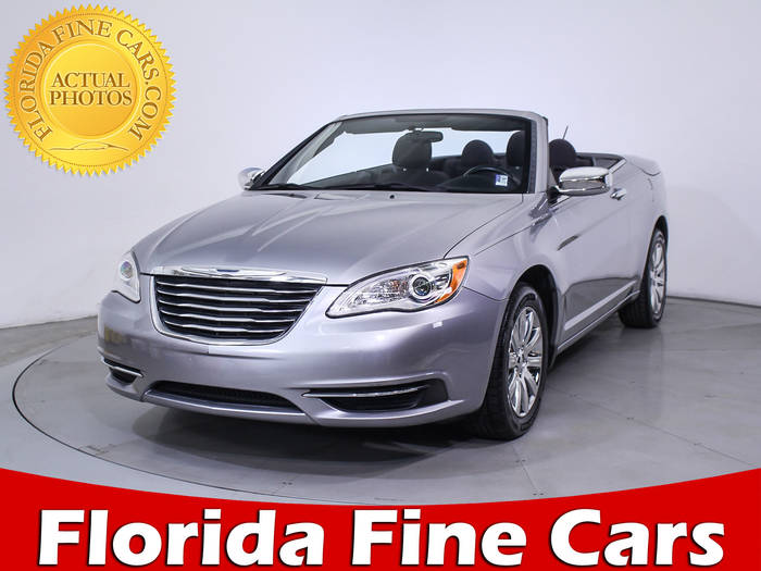 Used CHRYSLER 200 2014 HOLLYWOOD TOURING