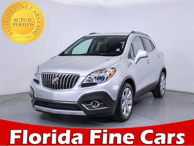 Used BUICK ENCORE 2015 HOLLYWOOD PREMIUM