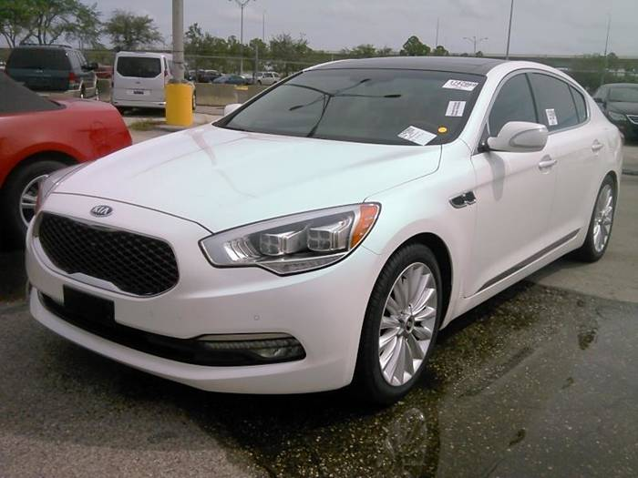 Used KIA K900 2015 MIAMI LUXURY
