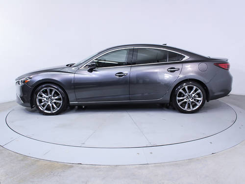 Used MAZDA MAZDA6 2017 MIAMI GRAND TOURING