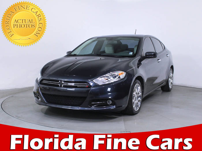 Used DODGE DART 2013 HOLLYWOOD LIMITED