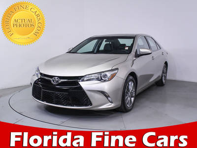 Used TOYOTA CAMRY 2016 MIAMI Se