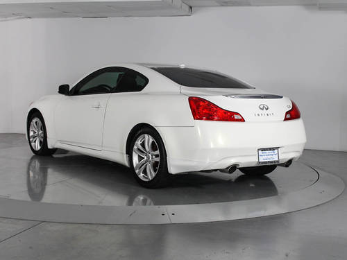 Used INFINITI G37 2010 WEST PALM COUPE
