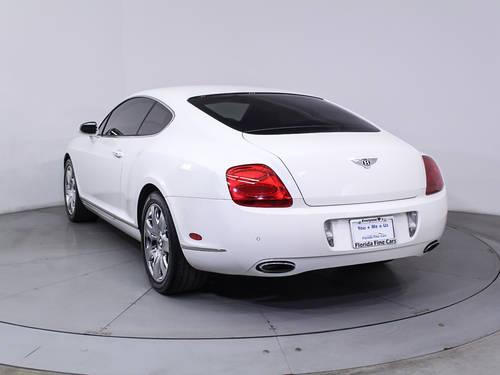 Used BENTLEY CONTINENTAL 2006 MIAMI GT
