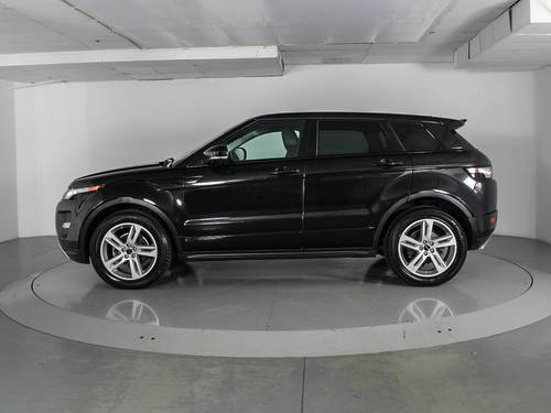 Used LAND ROVER RANGE ROVER EVOQUE 2012 WEST PALM DYNAMIC PREMIUM