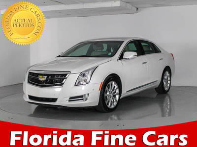 Used CADILLAC XTS 2017 WEST PALM LUXURY