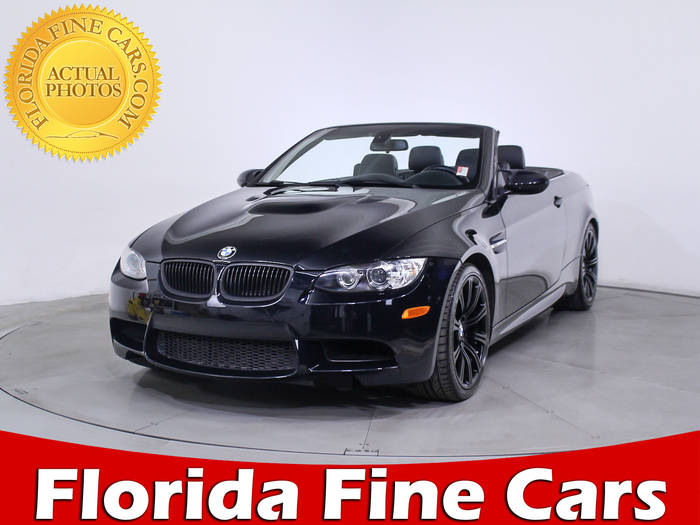 Used BMW M3 2011 MIAMI Convertible