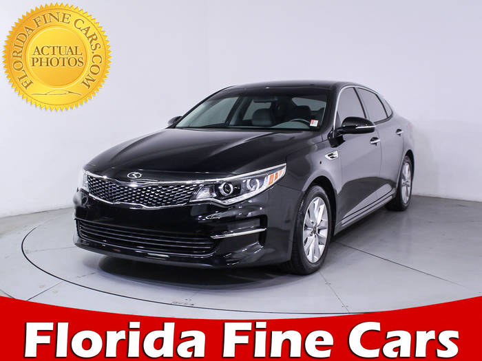 Used KIA OPTIMA 2016 MIAMI EX