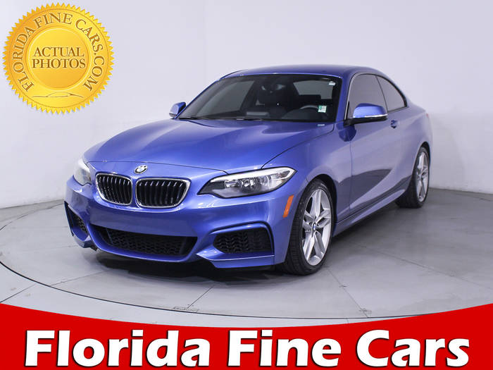 Used BMW 2 SERIES 2014 MIAMI 228i M Sport