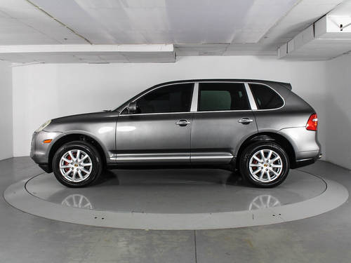 Used PORSCHE CAYENNE 2008 WEST PALM S