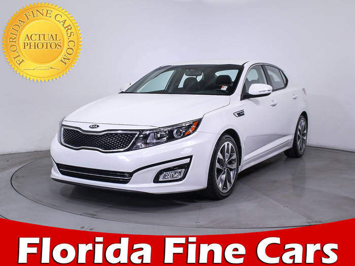 Used KIA OPTIMA 2014 MIAMI SX