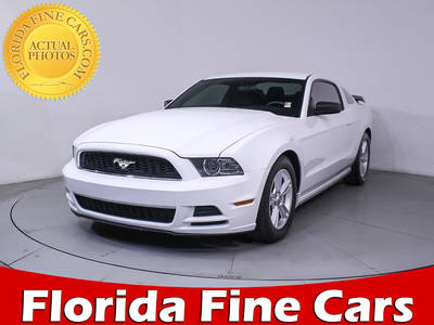Used FORD MUSTANG 2014 MIAMI