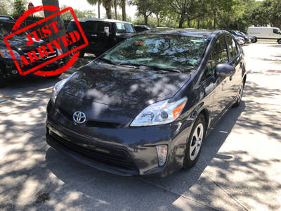 Used TOYOTA PRIUS 2015 WEST PALM 2