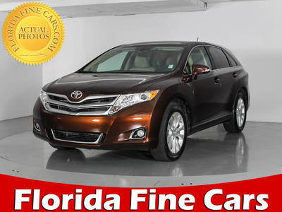 Used TOYOTA VENZA 2014 WEST PALM LE