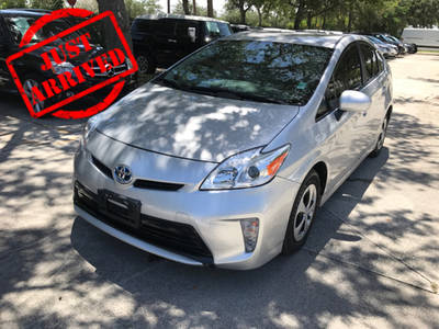 Used TOYOTA PRIUS 2014 WEST PALM 3