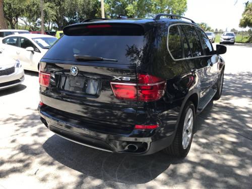 Used BMW X5 2013 WEST PALM XDRIVE35I