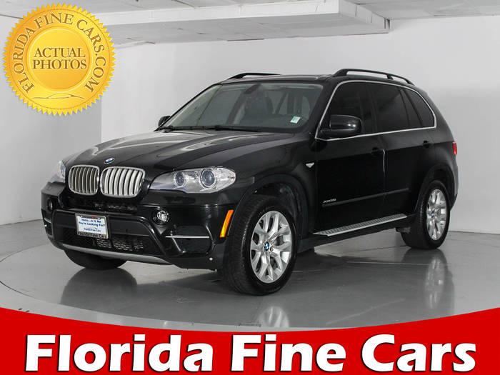 Used BMW X5 2013 WEST PALM XDRIVE35I