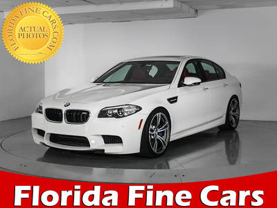Used BMW M5 2016 WEST PALM