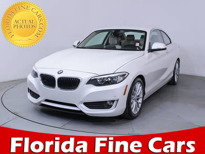 Used BMW 2 SERIES 2014 MIAMI 228I