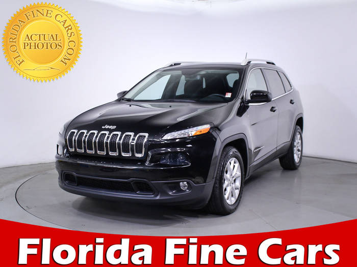 Used JEEP CHEROKEE 2014 MIAMI LATITUDE