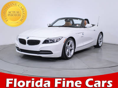 Used Bmw Z4 Convertible for sale in Miami Hollywood West Palm