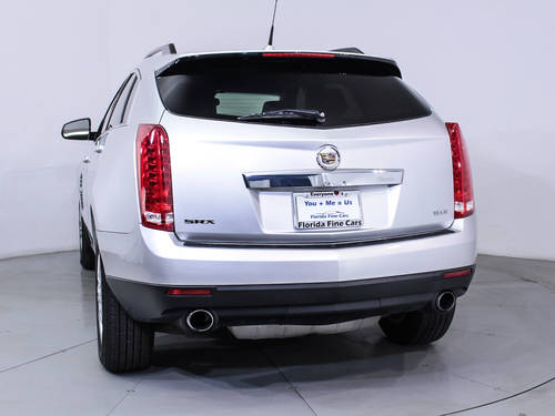 Used CADILLAC SRX 2012 HOLLYWOOD BASE
