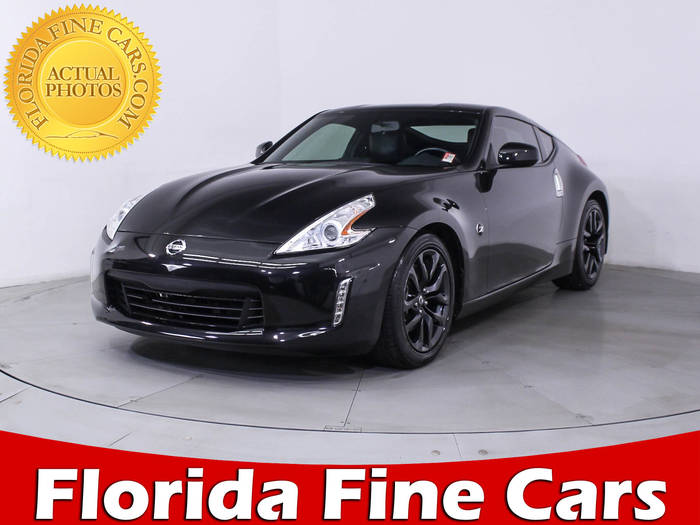 Used NISSAN 370Z 2015 MIAMI