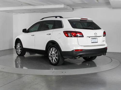 Used MAZDA CX 9 2014 WEST PALM GRAND TOURING