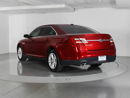 Used FORD TAURUS 2013 WEST PALM SEL
