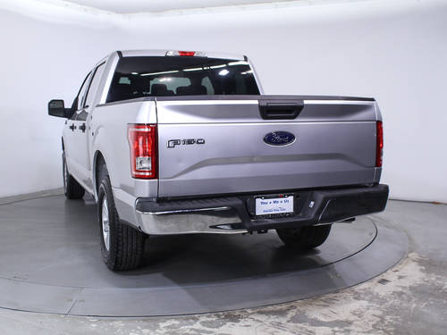 Used FORD F 150 2017 MIAMI Crew Xlt