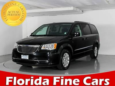 Used CHRYSLER TOWN AND COUNTRY 2014 WEST PALM TOURING