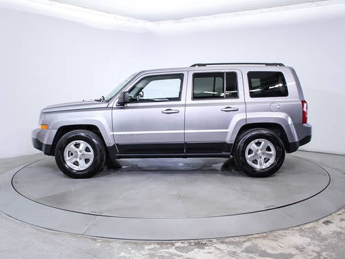 Used JEEP PATRIOT 2015 MIAMI SPORT