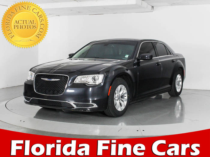 Used CHRYSLER 300 2015 WEST PALM LIMITED