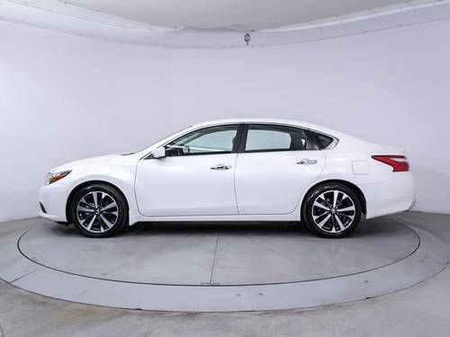 Used NISSAN ALTIMA 2016 HOLLYWOOD S R