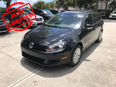 Used VOLKSWAGEN JETTA 2014 WEST PALM SPORTWAGEN S