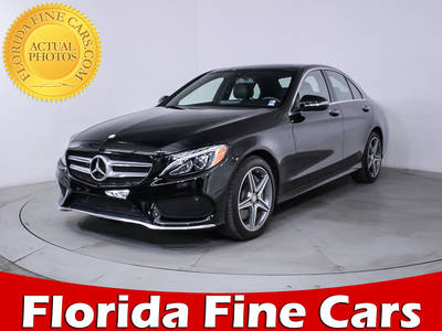 Used MERCEDES-BENZ C CLASS 2015 HOLLYWOOD C300 Sport 4matic