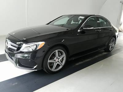 Used MERCEDES-BENZ C CLASS 2015 HOLLYWOOD C300 4MATIC