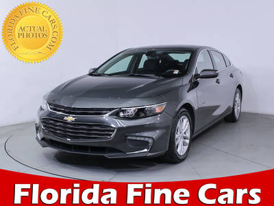 Used CHEVROLET MALIBU 2017 MIAMI LT (1LT)