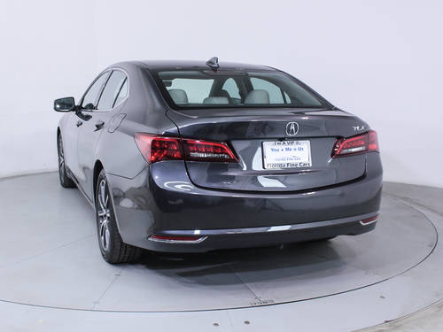Used ACURA TLX 2015 MIAMI TECHNOLOGY PACKAGE